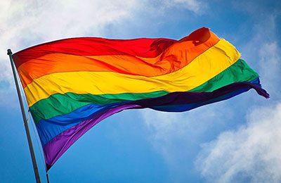 Hamburg Transgender Tour Fahne