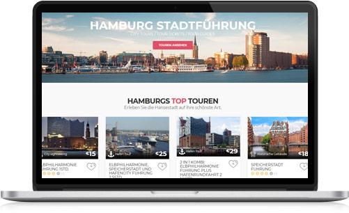 Hamburg Stadtführung buchen