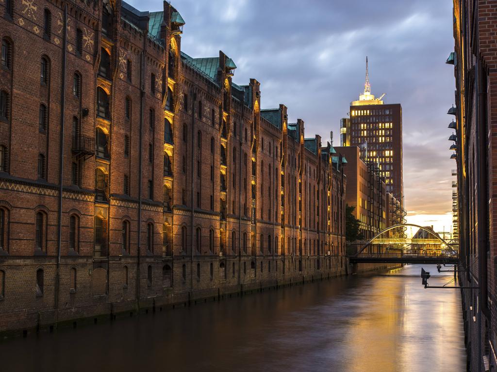 Speicherstadt Hamburg Führung Nacht