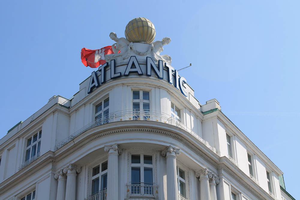 Innenstadt Hamburg Atlantic Hotel