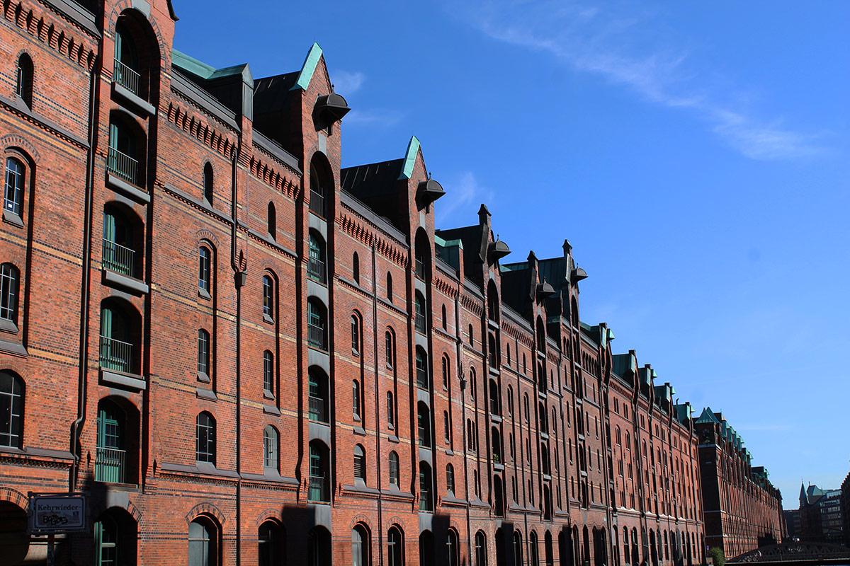 Speicherstadt Hamburg Fuehrung